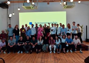 Impact Hub Tbilisi-ს სტარტაპ პრე-აქსელერატორის დემო დღე