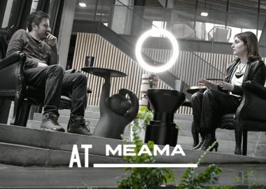 მეამა და AT.ge წარმოგიდგენთ პროექტს - At Meama. გაიცანით ადამიანები, რომლებიც განსხვავებული შეხედულებებითა და მიდგომებით ცვლიან ჩვენს ყოველდღიურობას