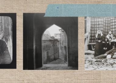 ადოლფ დირრის კავკასიური ფოტორაფსოდია - ლიტერატურის მუზეუმი