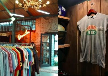 მეორადი და ვინტაჟური ტანსაცმლის მაღაზიები თბილისში