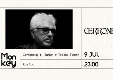 დღეს, 9 ივლისს, კუს ტბაზე ცნობილი მუსიკოსი Cerrone დაუკრავს