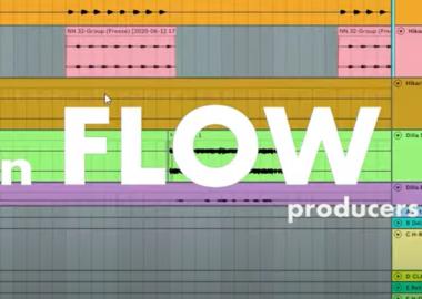 როგორ იქმნება მუსიკა: In Flow: Producers - ჰენესისა და DRO-ს საერთო ვიდეო-პროექტი