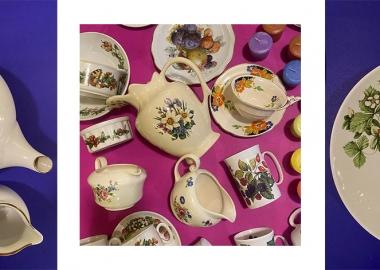 Porcelain and Flowers - ყველასთვის, ვისაც სინატიფე უყვარს