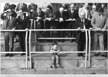 სანდრო მამასახლისი - ქართული ფოტოგრაფია Photo London-ის ფესტივალზე