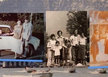 აფხაზეთი - ოჯახური ფოტოარქივებიდან