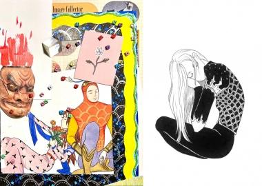 ანა მიხაილოვა-კეზელი – ხელოვანი, რომელიც ენერგიას ნამუშევრად გარდაქმნის