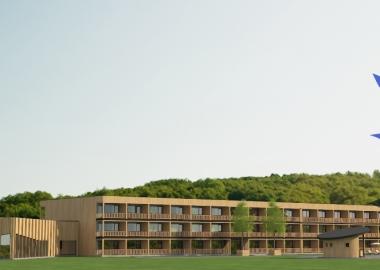ახალი სივრცეები და სასტუმრო ლოპოტა სპა რეზორტში