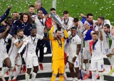 საფრანგეთი - მინი ევროპის ჩემპიონი!